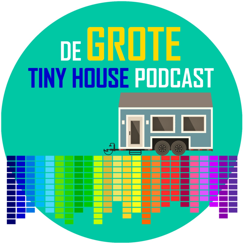 De Grote Tiny House Podcast logo
