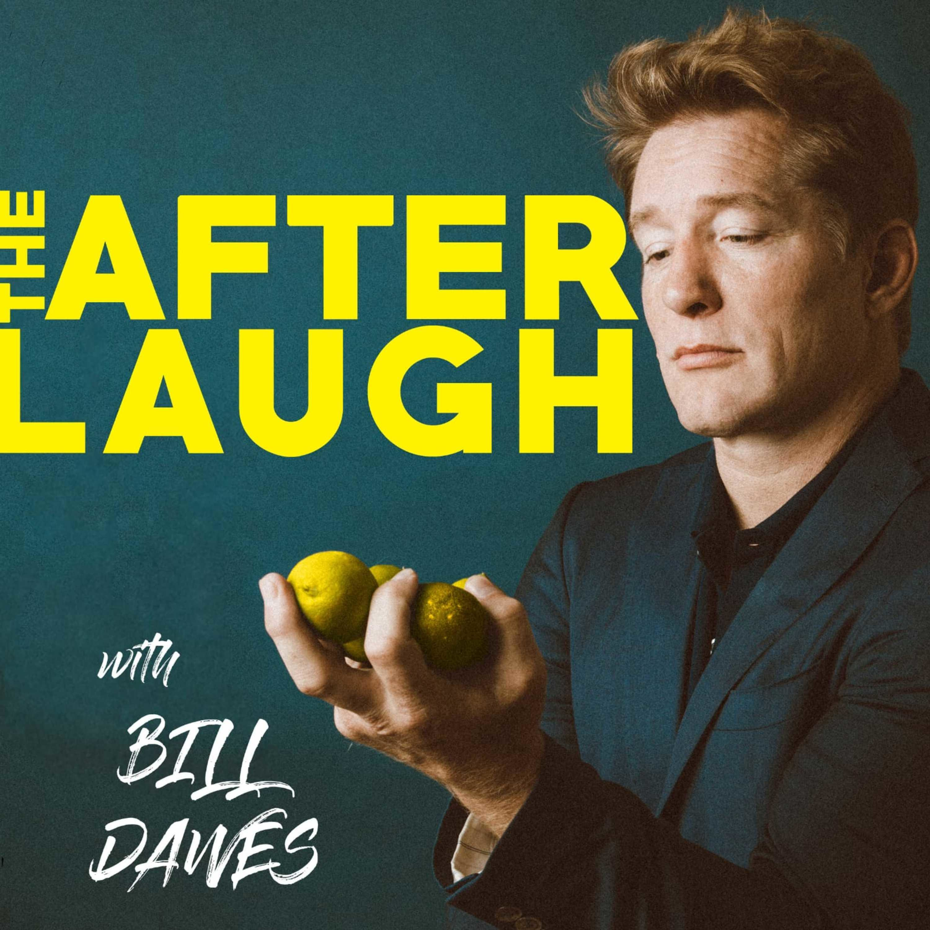 Ashlee Evans-Smith - The Afterlaugh Ep. 87