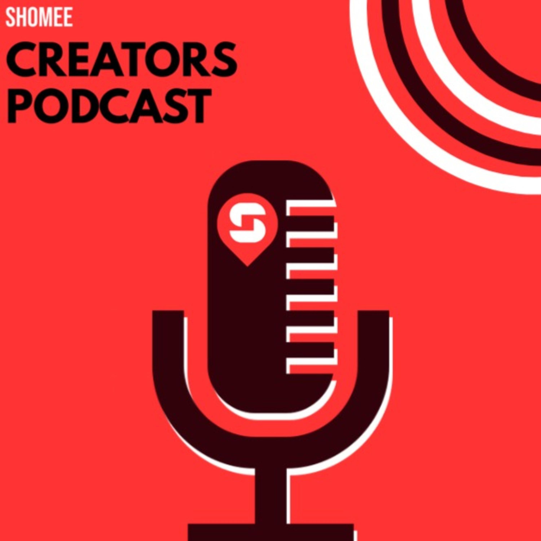 Shomee Creators Podcast
