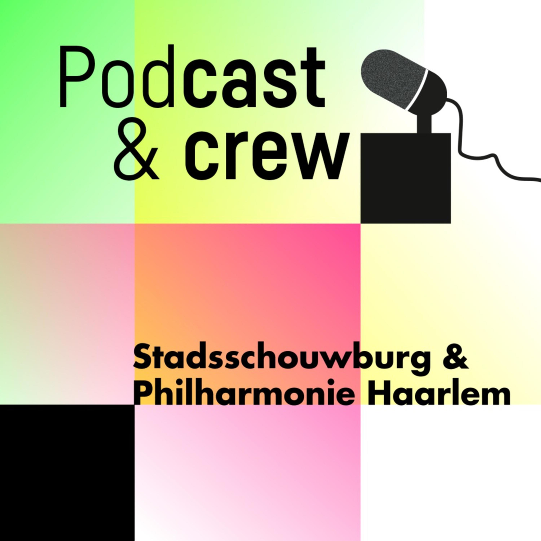 PodCast & Crew - Stadsschouwburg & Philharmonie Haarlem logo