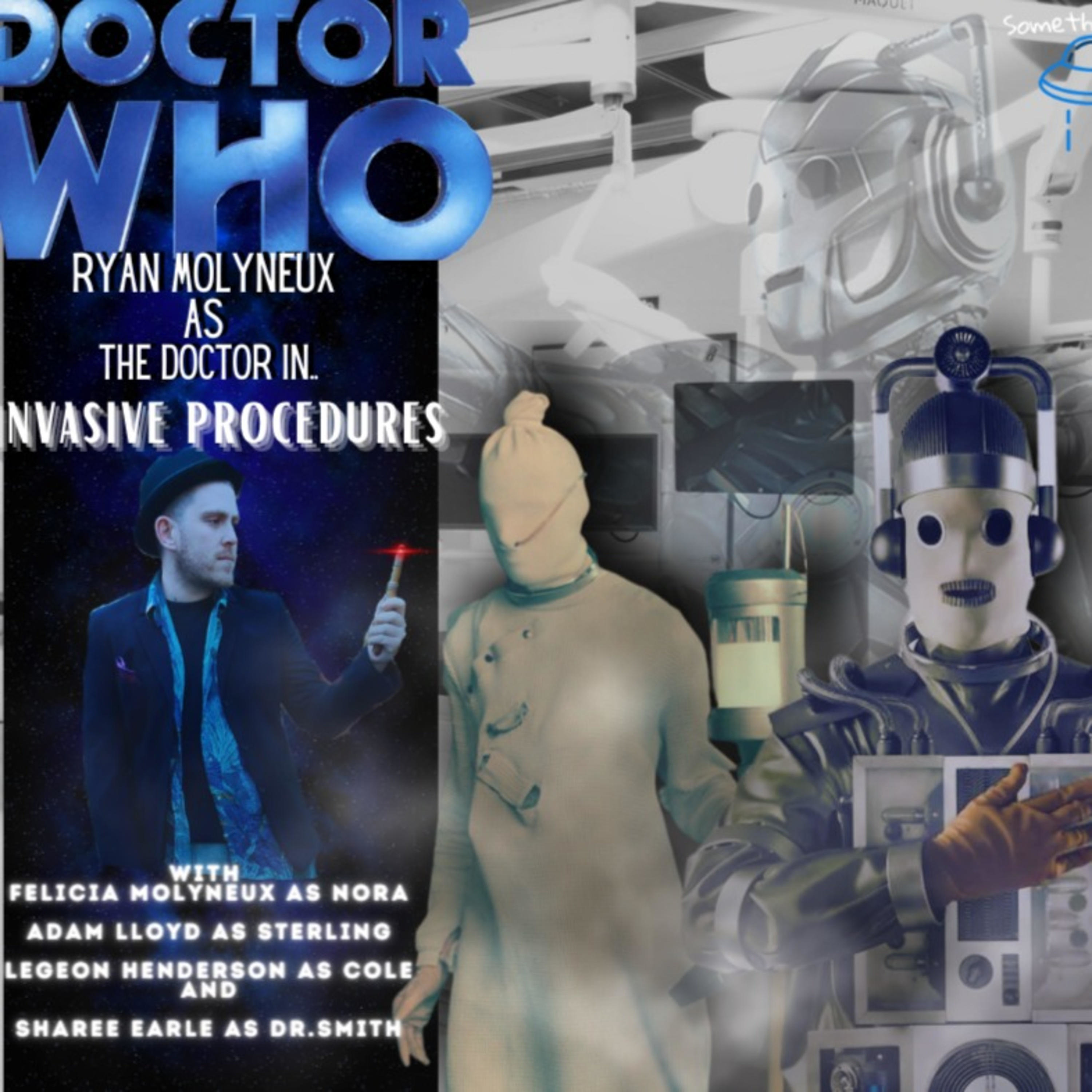 Something Blue Doctor Who