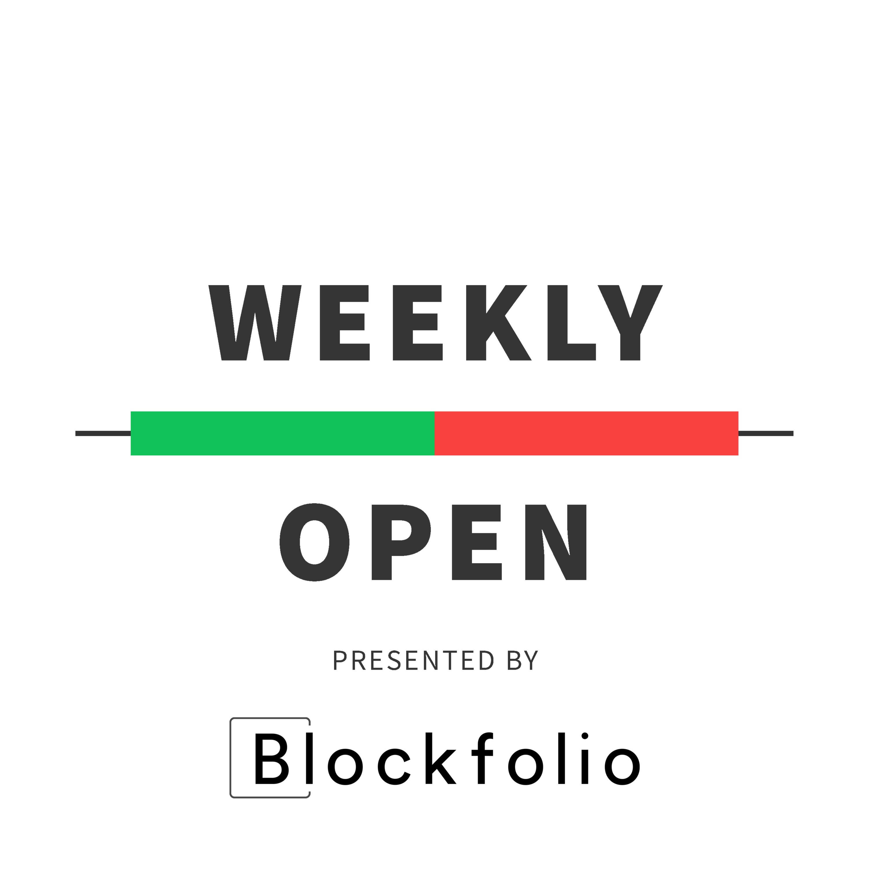Weekly Open: Crypto Trading