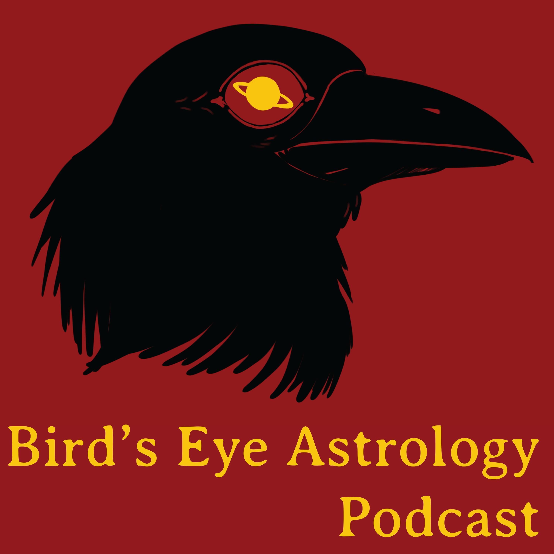 Bird's Eye Astrology Podcast   Listen via Stitcher for Podcasts