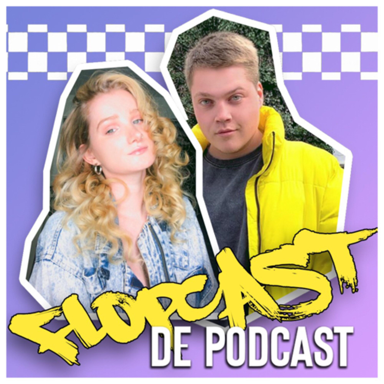 Flopcast de Podcast logo
