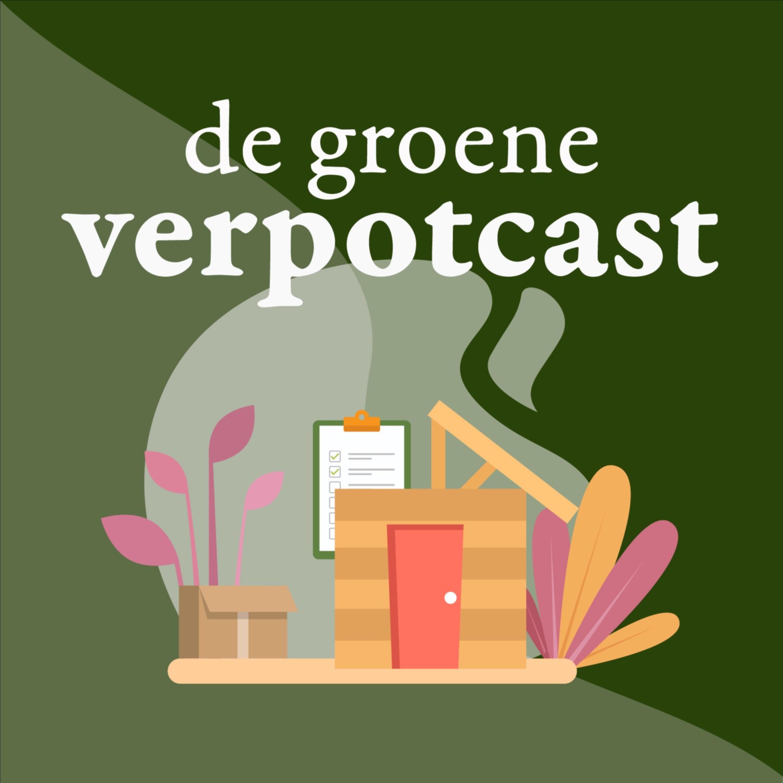 De Groene Verpotcast logo