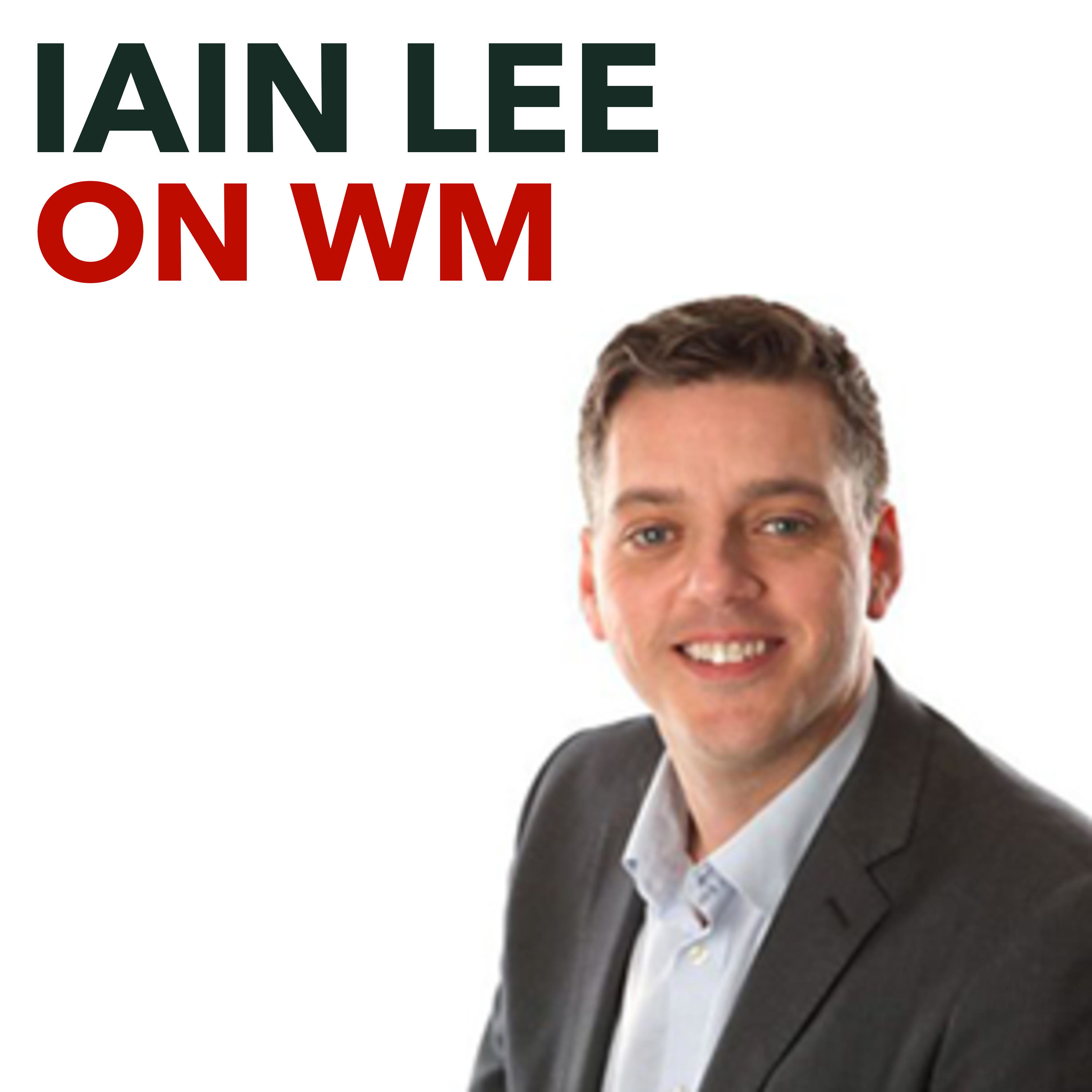 Iain Lee on WM Full Shows