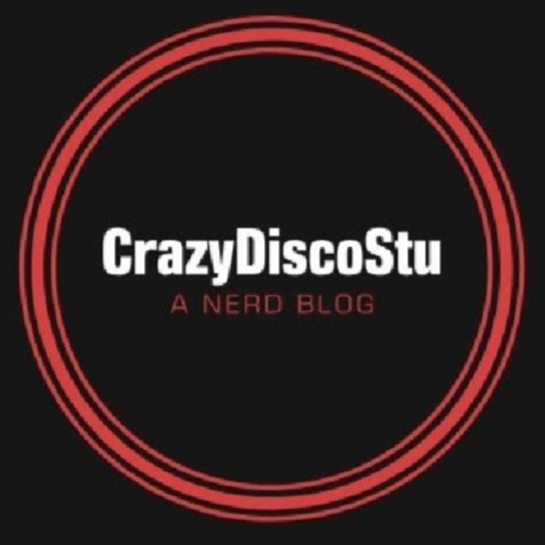 CrazyDiscoStu.Com - A Nerd Blog