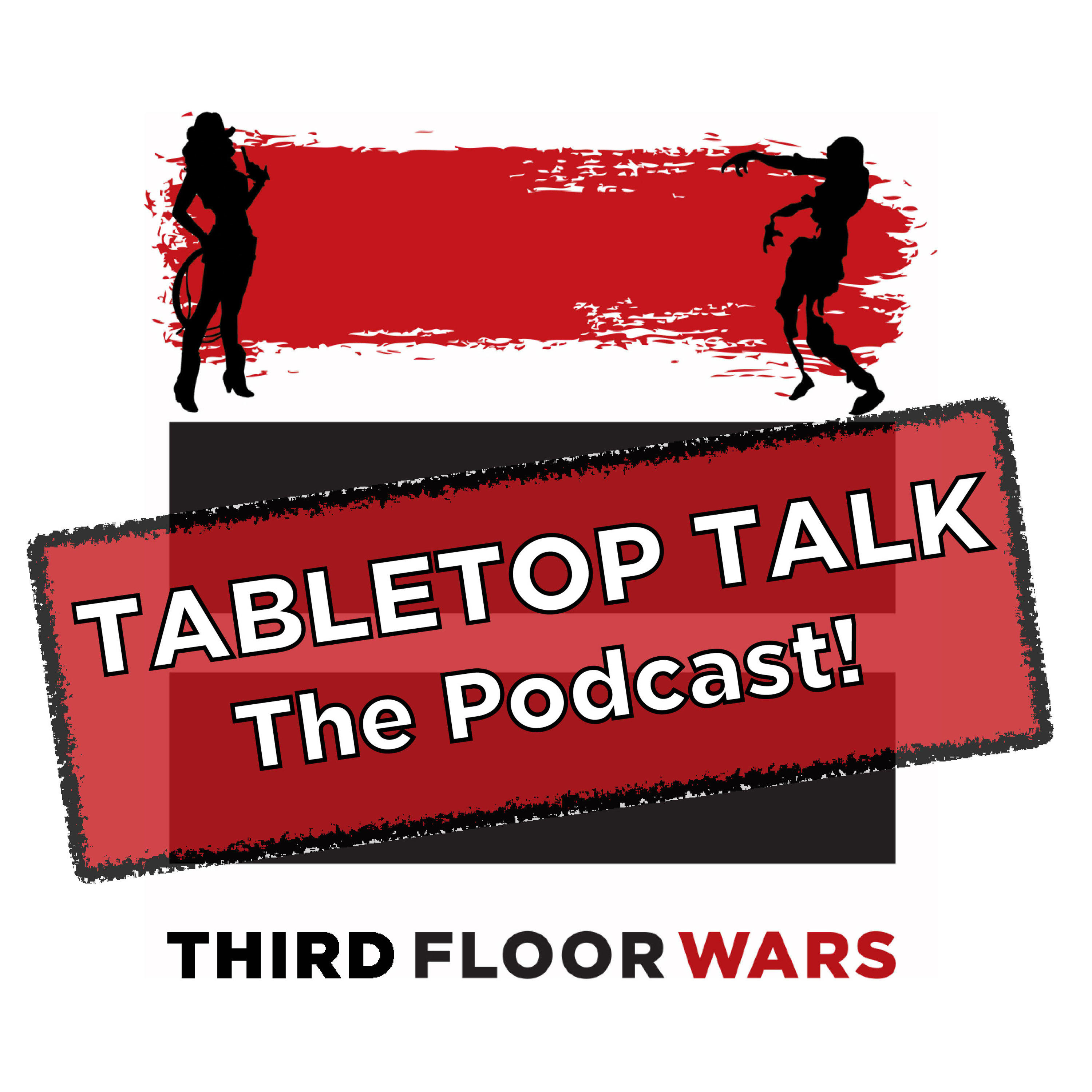 TABLETOP TALK - A Third Floor War's Podcast – Podcast – Podtail