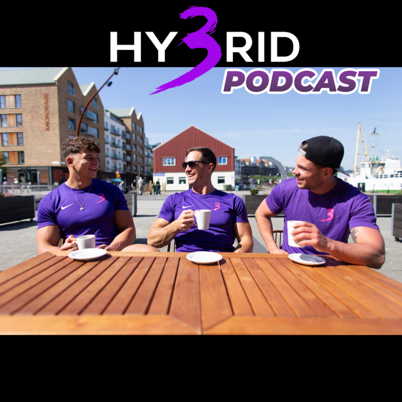 HY3RID Podcast