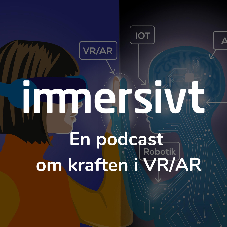 ARKIV: VR-podden 13: Michael Wall, 360-filmare