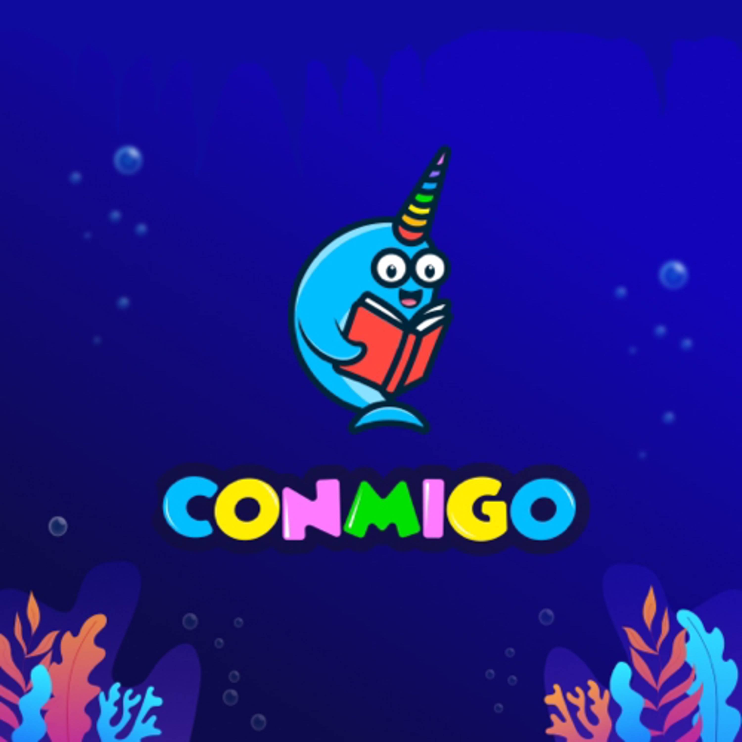 Conmigo - Audiobooks for Kids