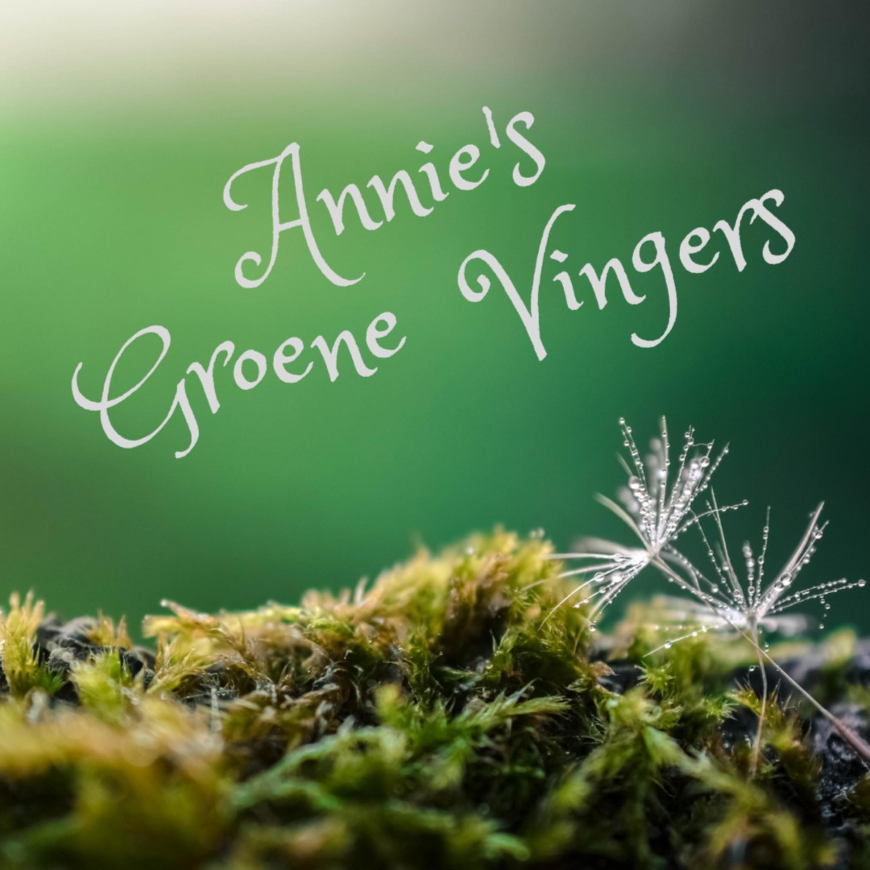 Annie's Groene Vingers  logo