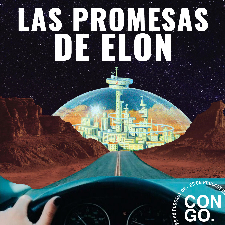 Las Promesas De Elon T03E14: La valija inteligente, de MDQ a China