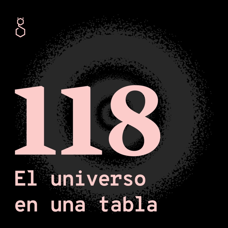 118, El universo en una tabla