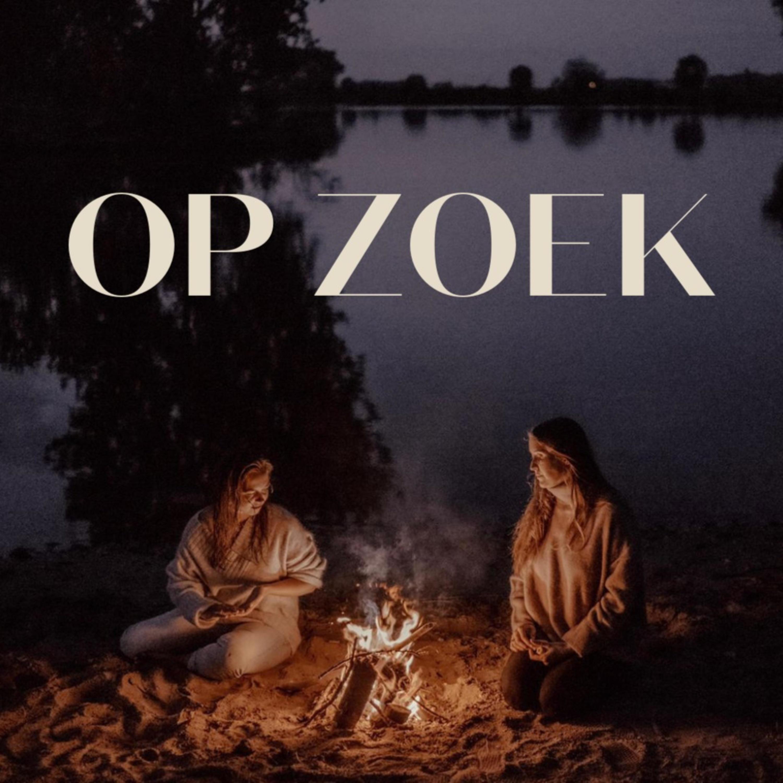 OP ZOEK logo