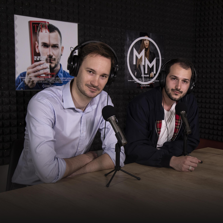 Klesnil a Fiala: Černota, drogy, trestní oznámení a podcasty