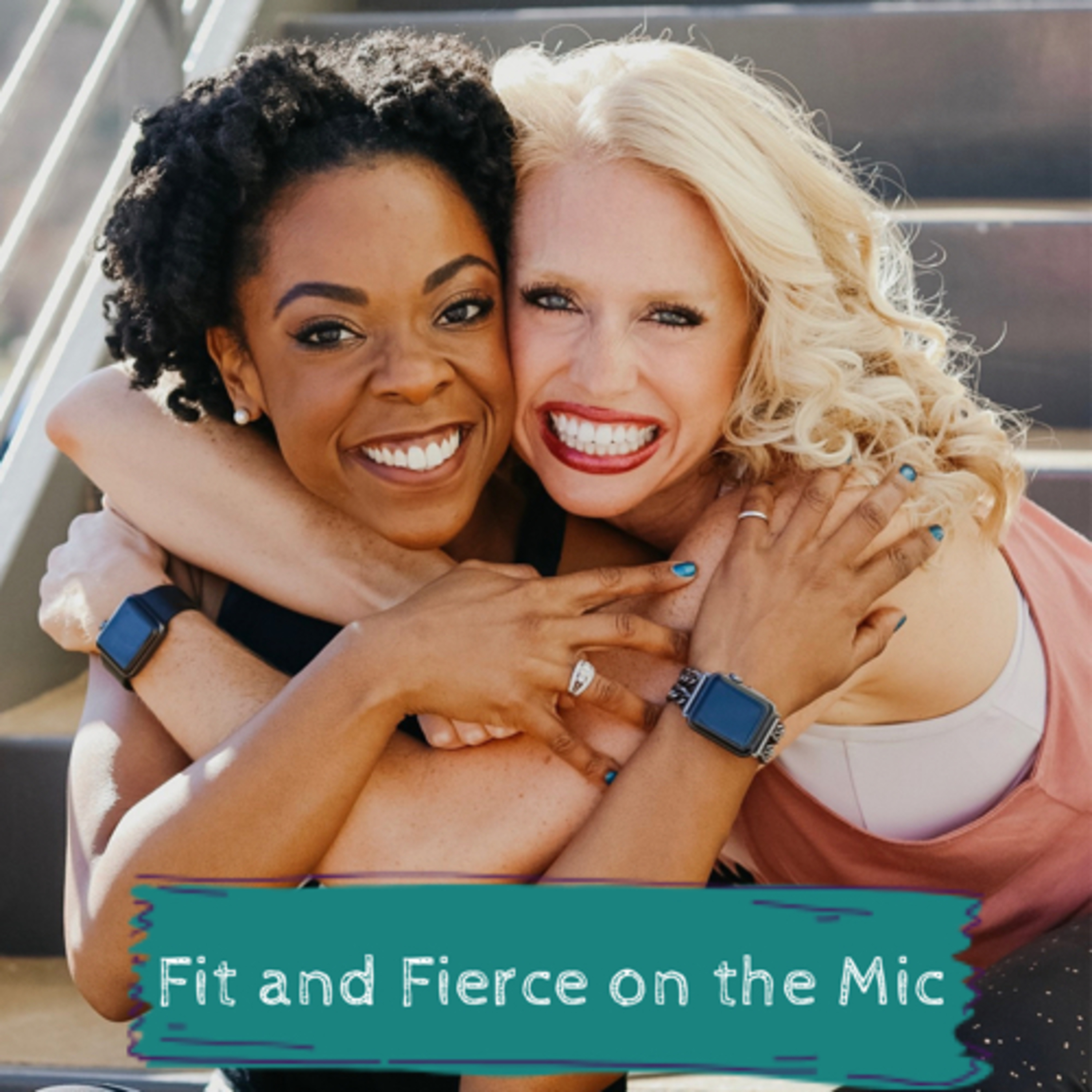 Fit and Fierce on the Mic. (Trailer)