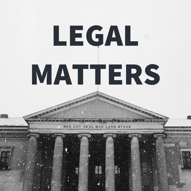Legal Matters, Trailer