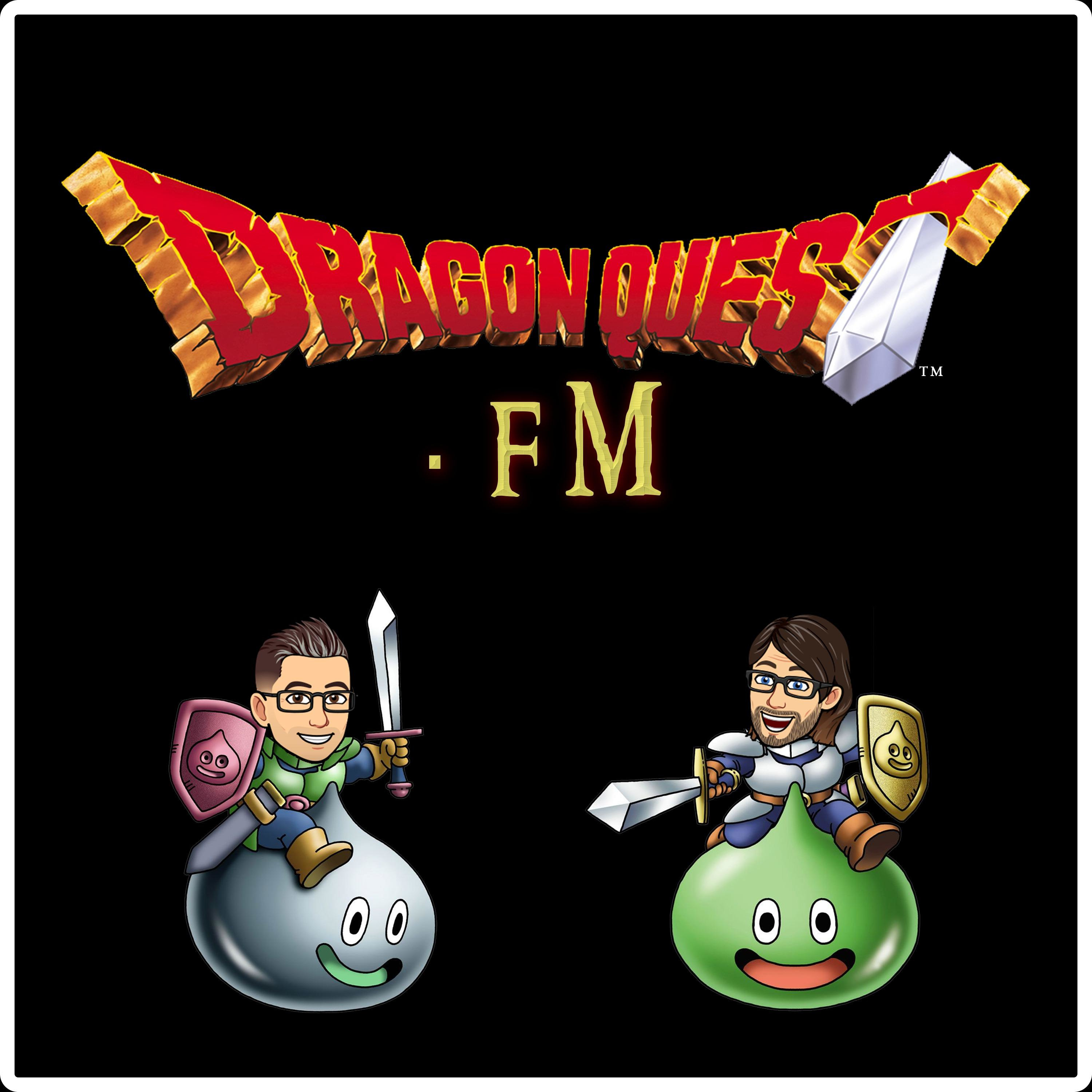 "12 - Dragon Quest News and Announcements - ""Moonwalk right out the door"""