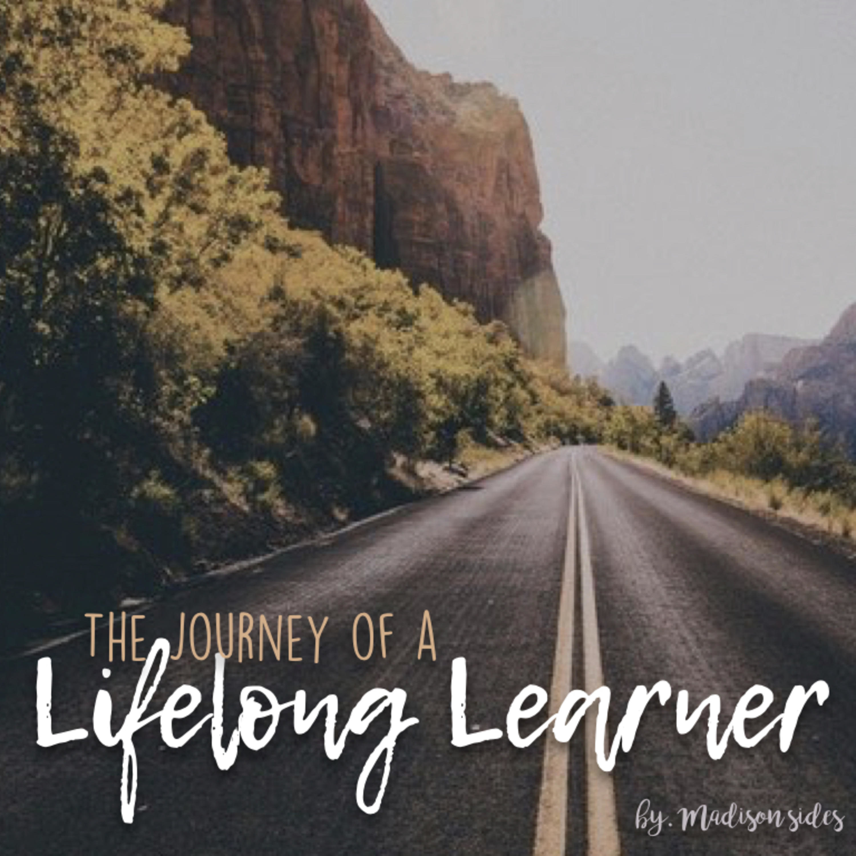 The Journey Of A Life Long Learner Listen Via Stitcher For Podcasts