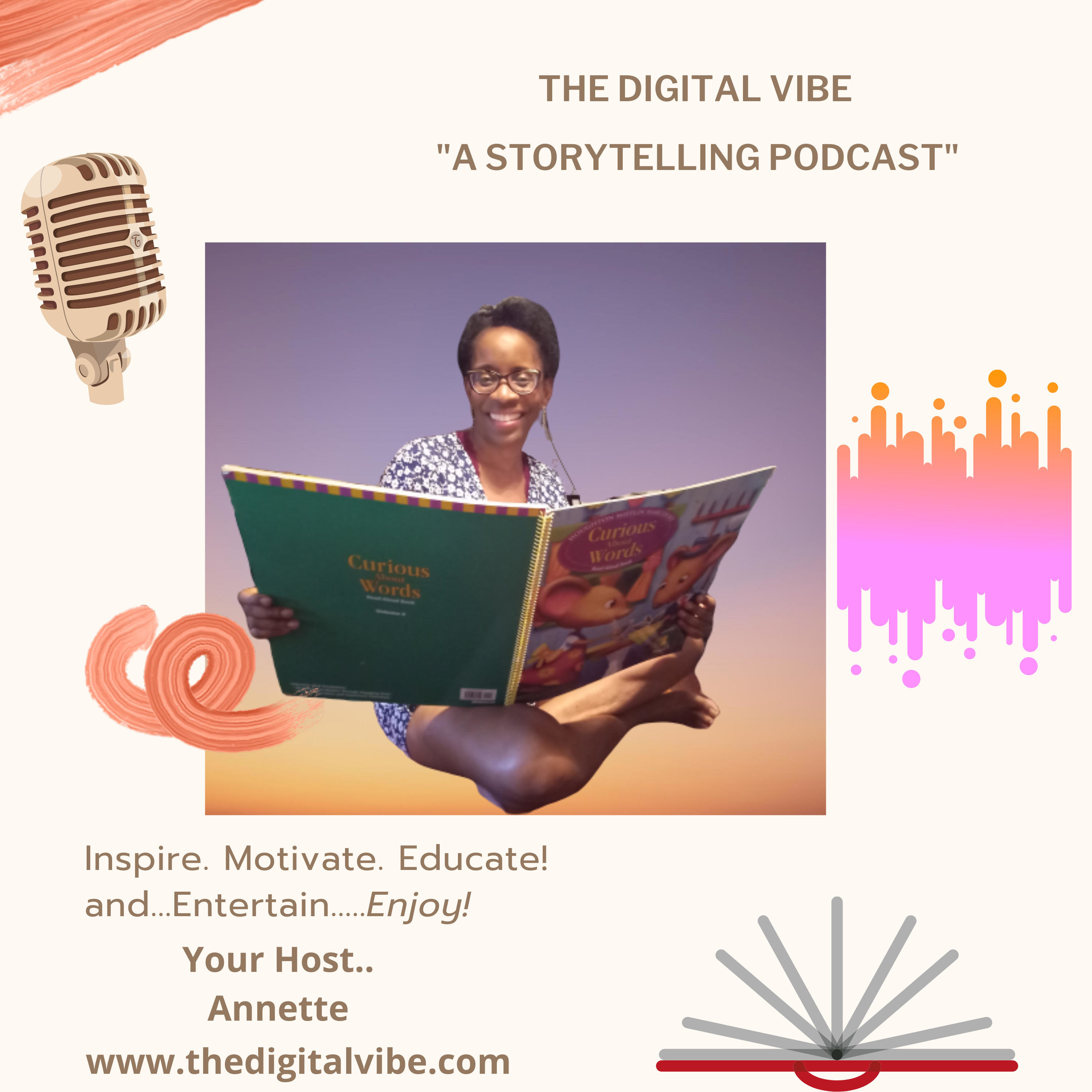 The Digital Vibe Network Presents: The All About Annette Show