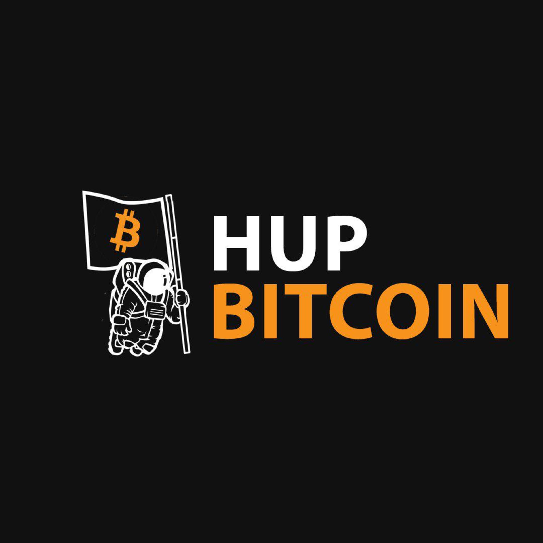 Hup Bitcoin logo