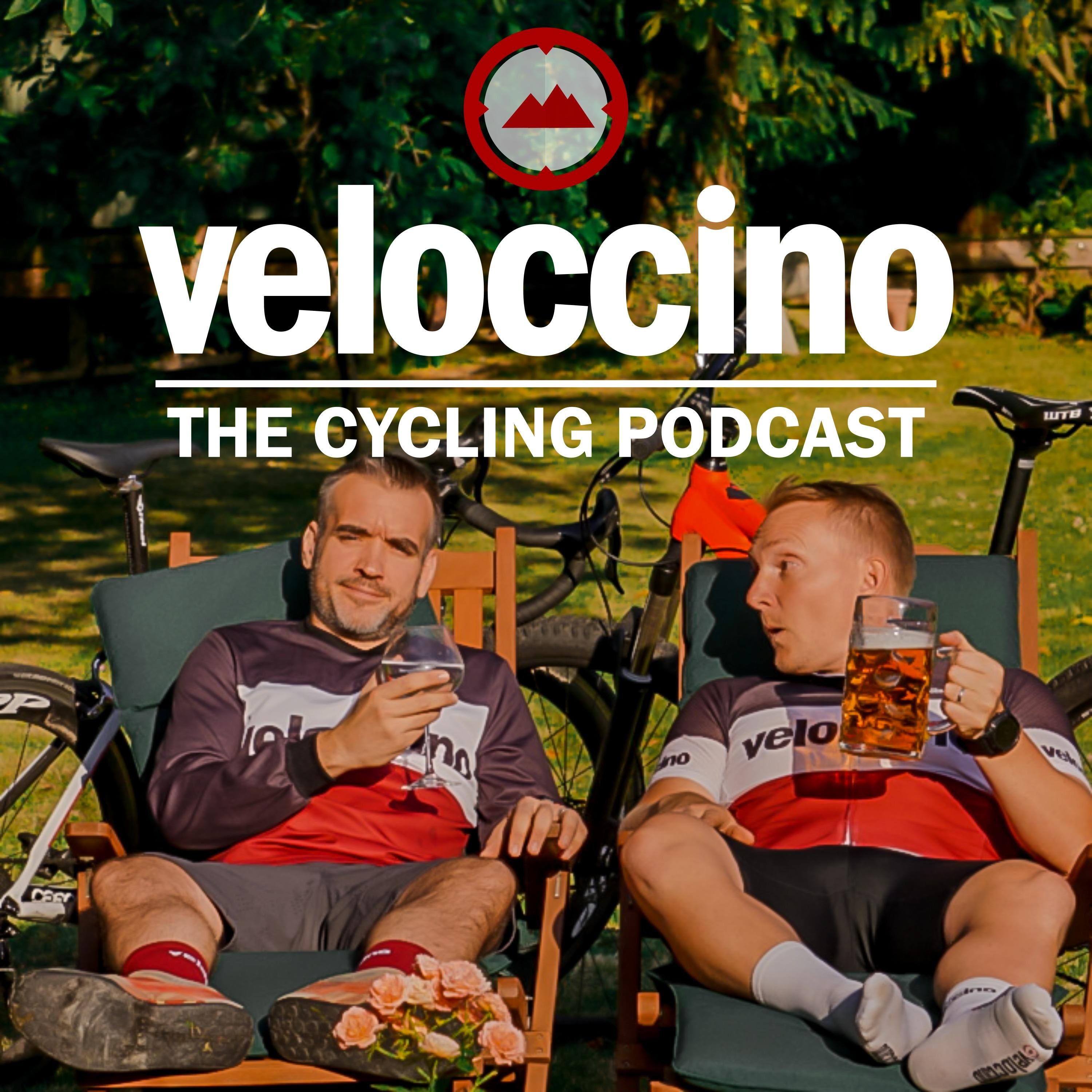 veloccino - The best stories have not yet been ridden! - The Cycling Podcast