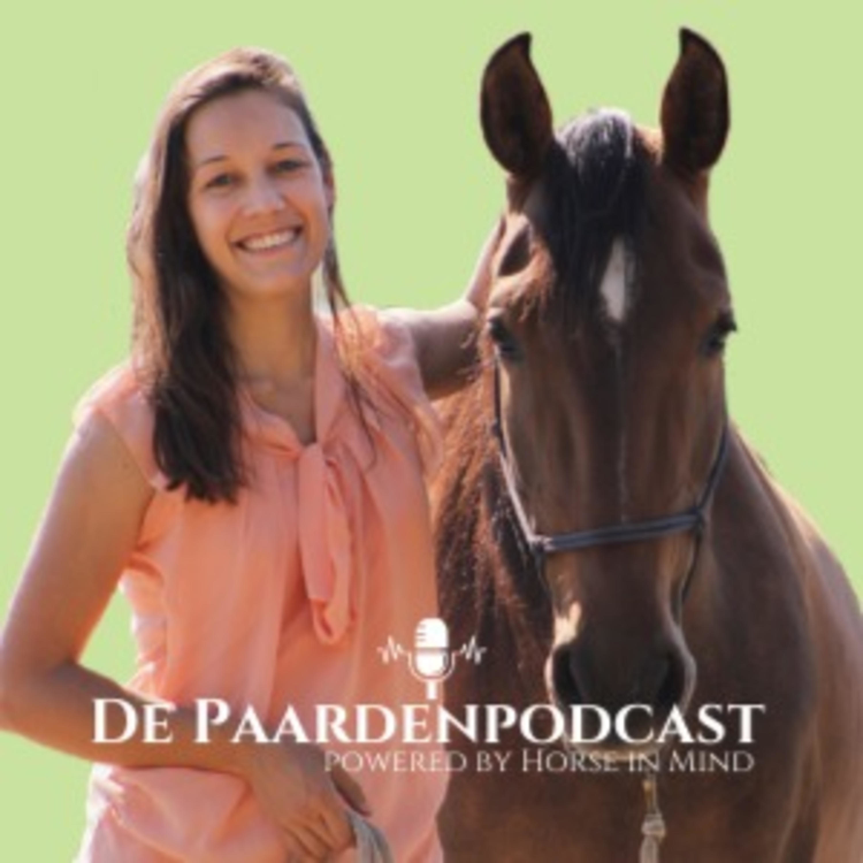 De Paardenpodcast logo