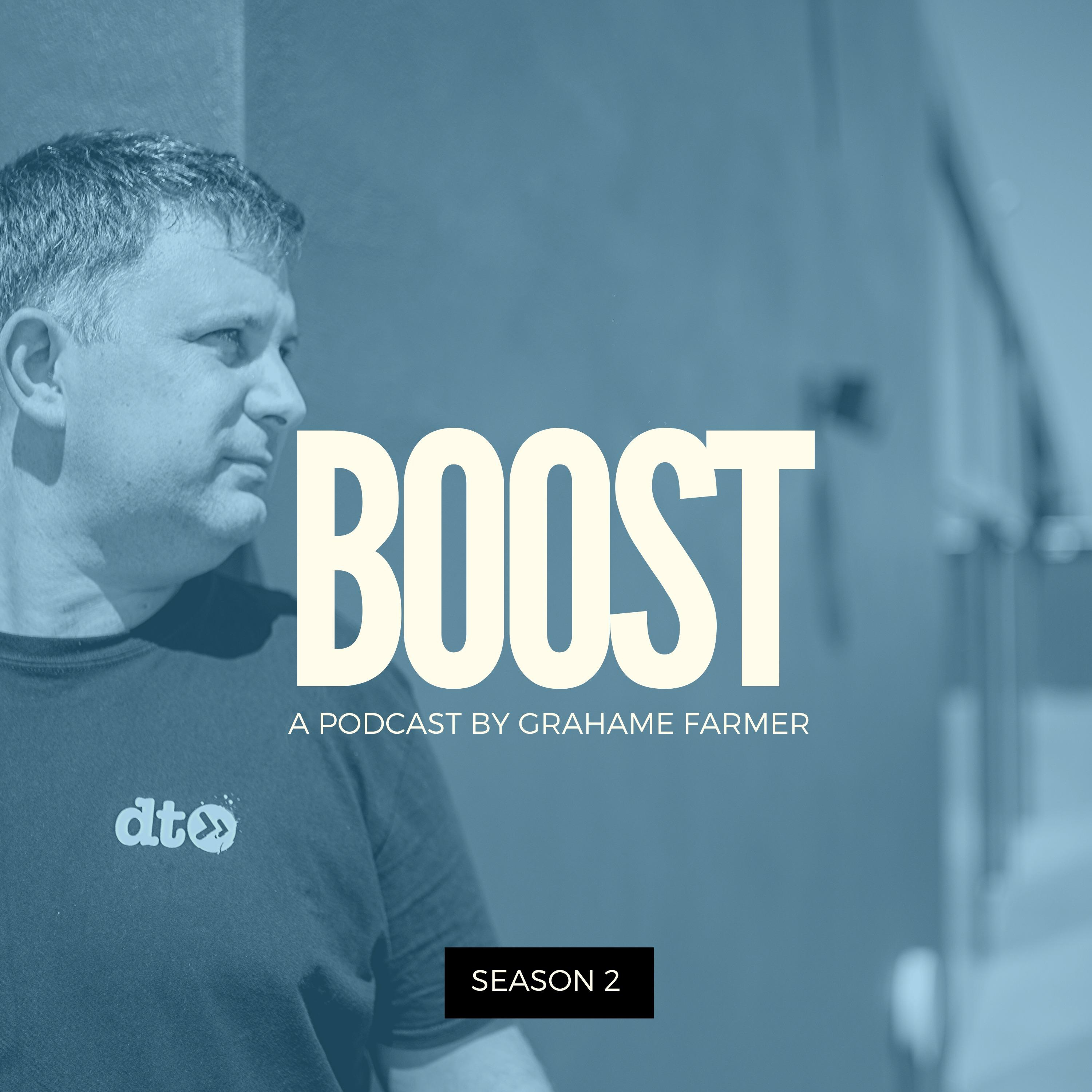 BOOST : DJ Tips, Interviews, Mindset, Goals, Motivation and Music Industry Advice