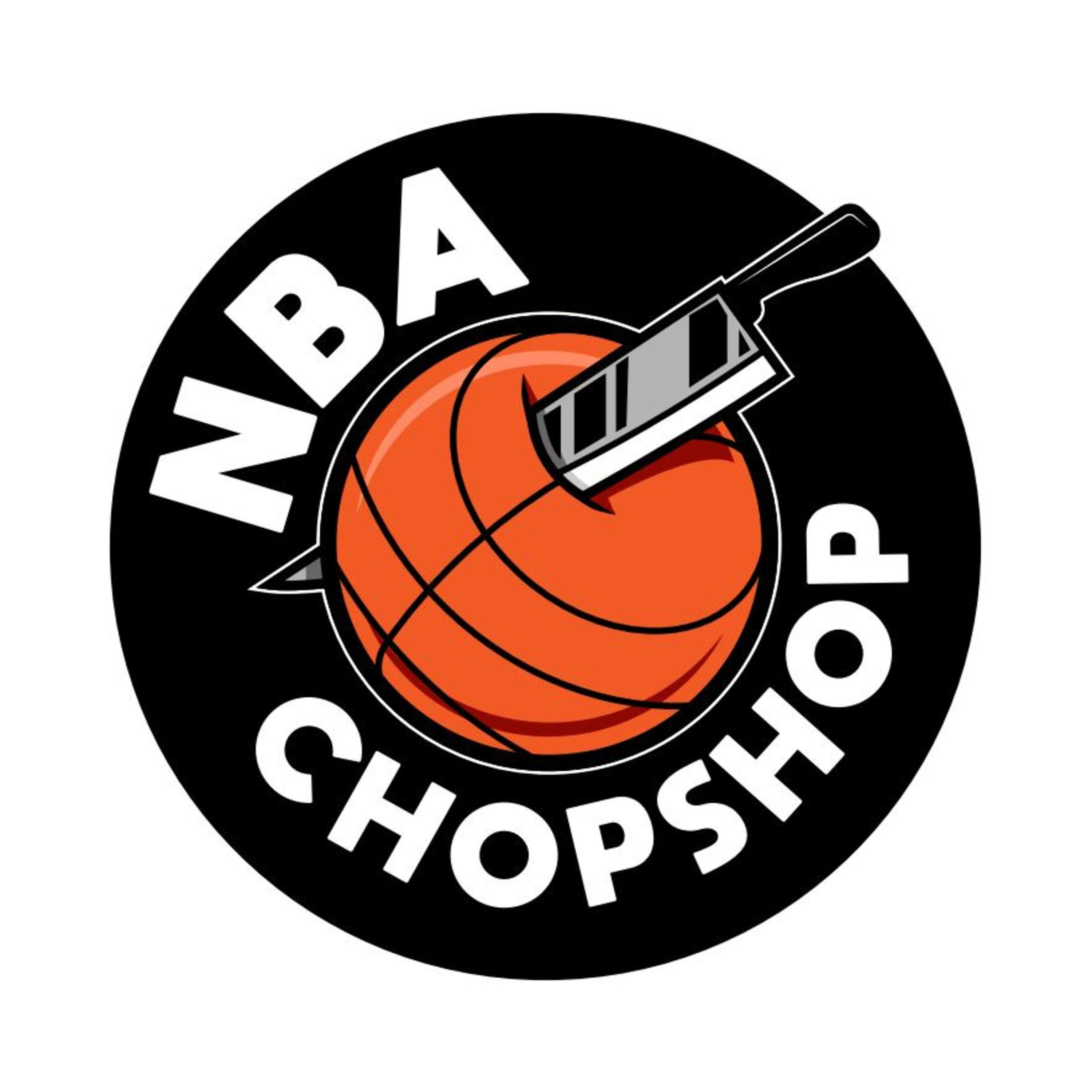 31. Shaq vs. Gobert, Kyrie Saga, Return of the Supersonics? Plus, 21 New Year Rezzy's with Dr. Brian | NBACHOPSHOP Podcast