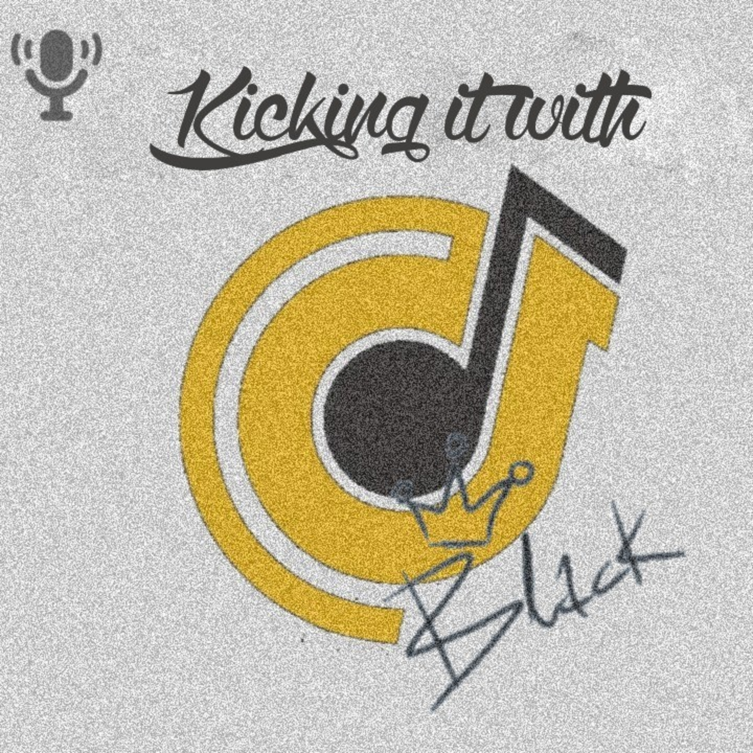 Kicking It With Black podcast