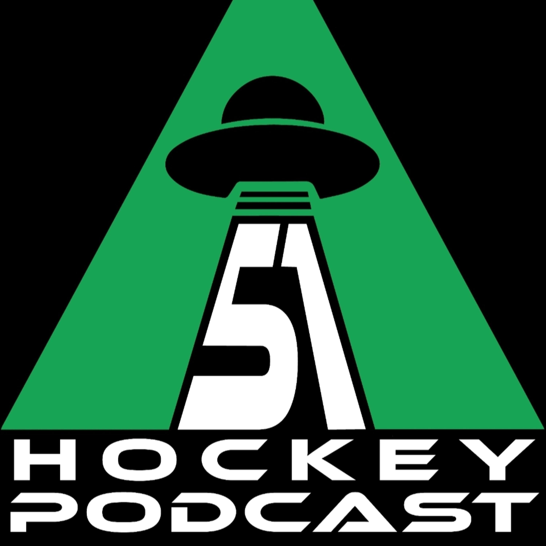 "Area 51 Hockey Podcast:Episode 41-""The Garage"""