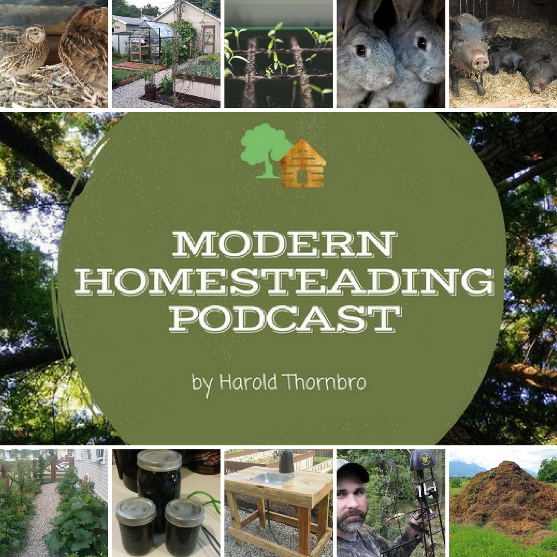 The Modern Homesteading Podcast