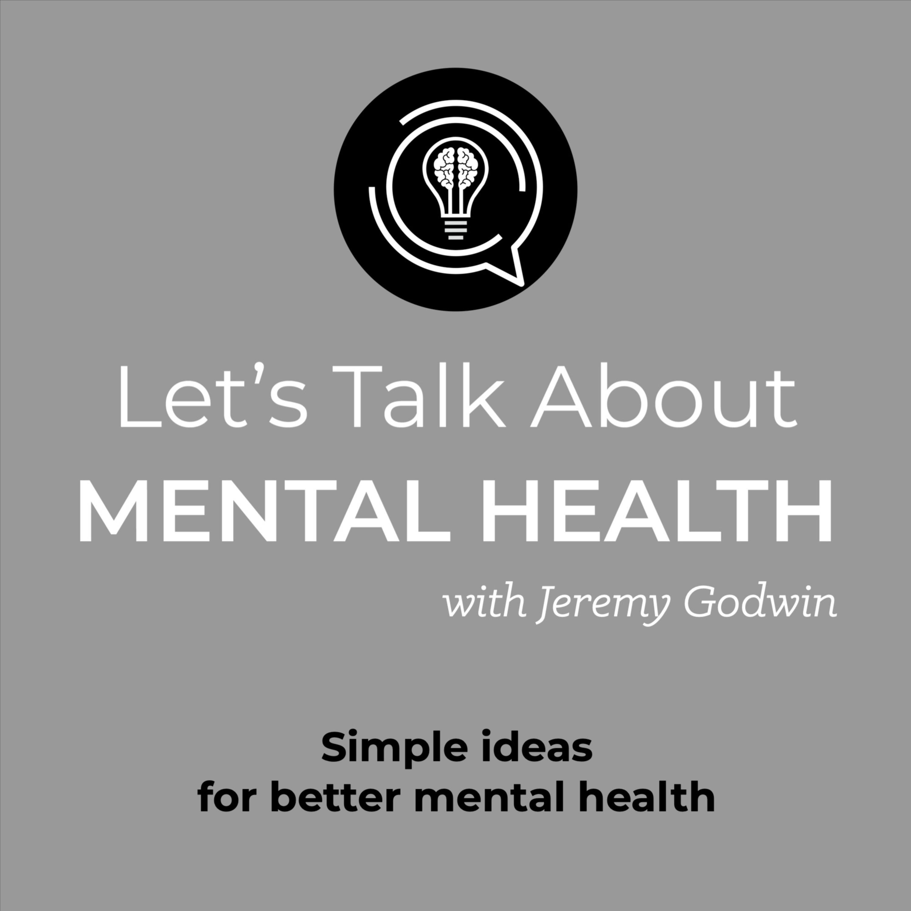 Let's Talk About Mental Health - A little message about some HUGE news!