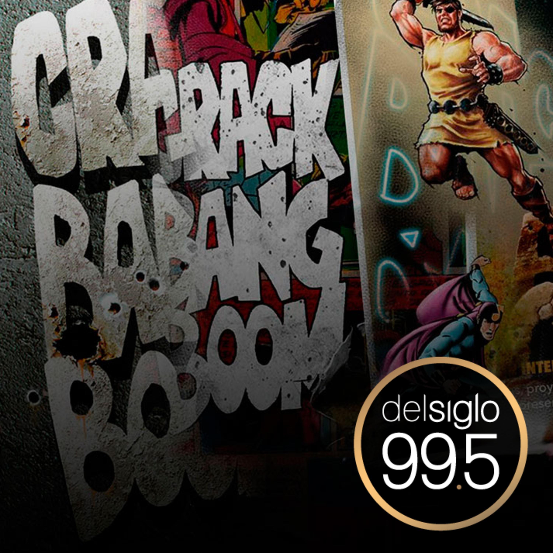 En la Crack Bang Boom 9 llega el homenaje a José Luis García López (DC Comics)