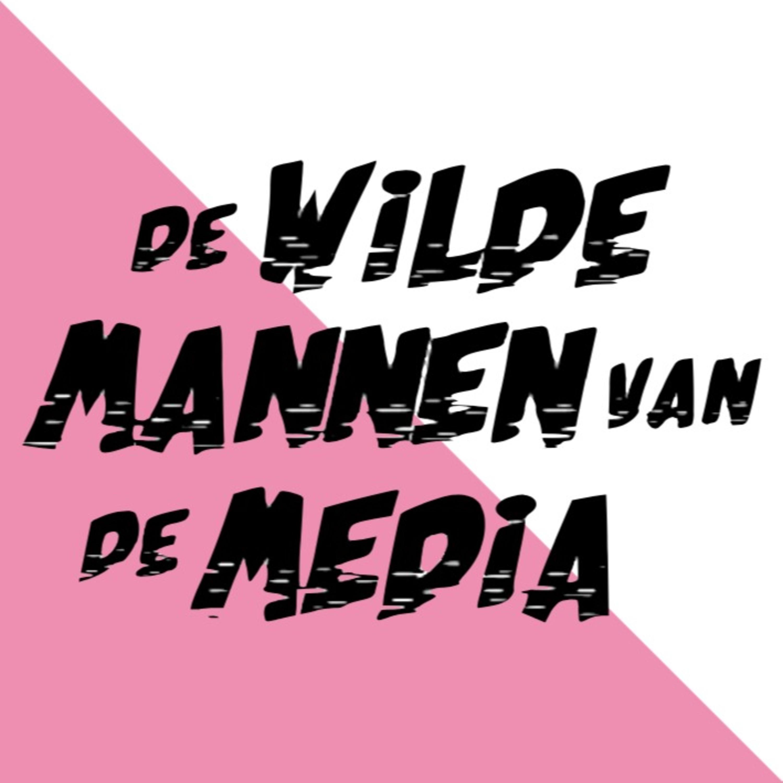 De Wilde Mannen van de Media logo