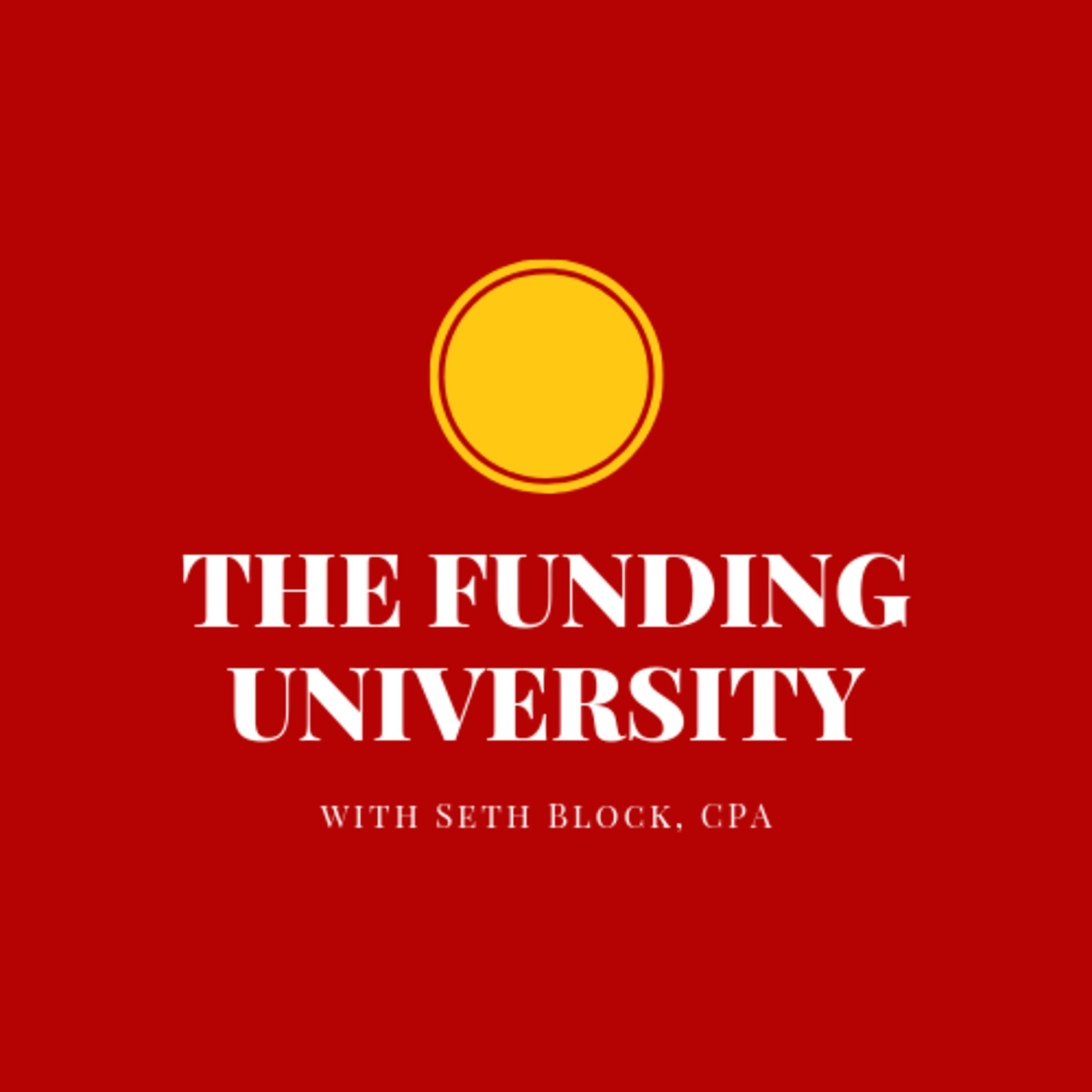 The Funding University | Where Business Learns About Funding
