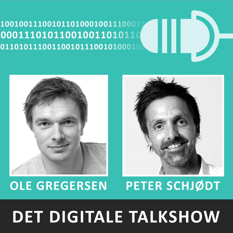 Det digitale talkshow med Ole Gregersen og Peter Schjødt