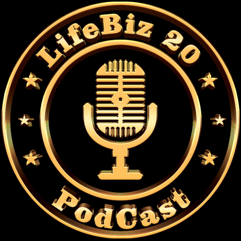 """#34 Lifebiz20 Podcast """"MACH ES, DENN IRGENDWANN WIRD ES DAS IRGENDWANN NICHT MEHR GEBEN""""! - Peter Leitgeb"""