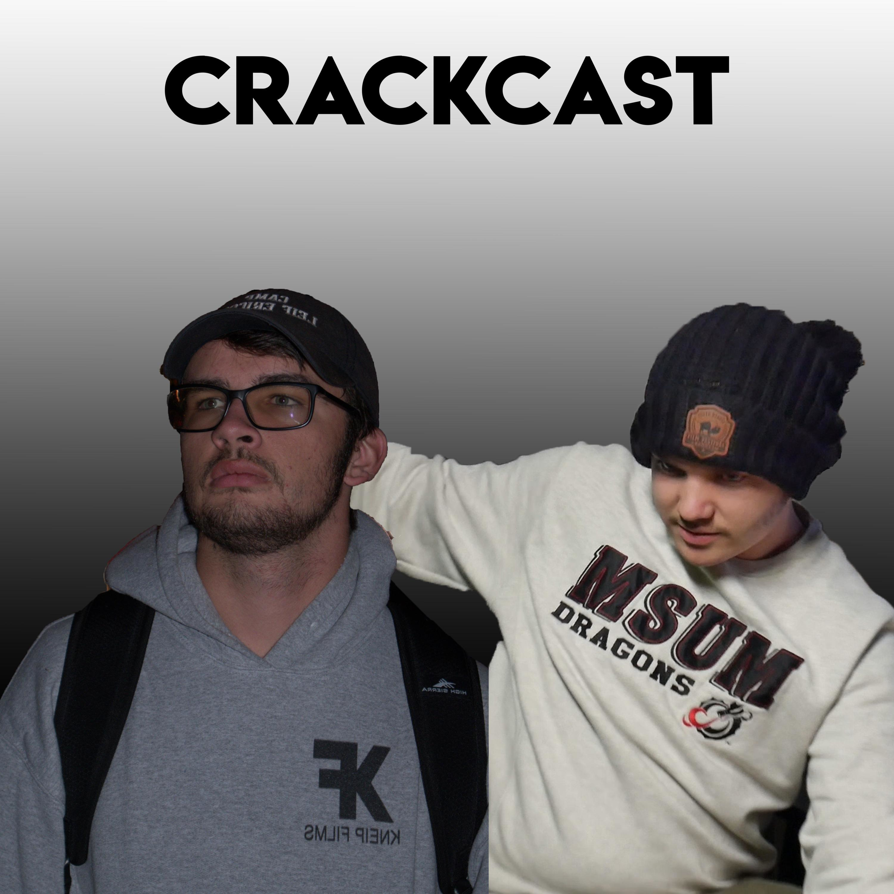 Crackcast Episode 6 | Ice Machines and Train Riders
