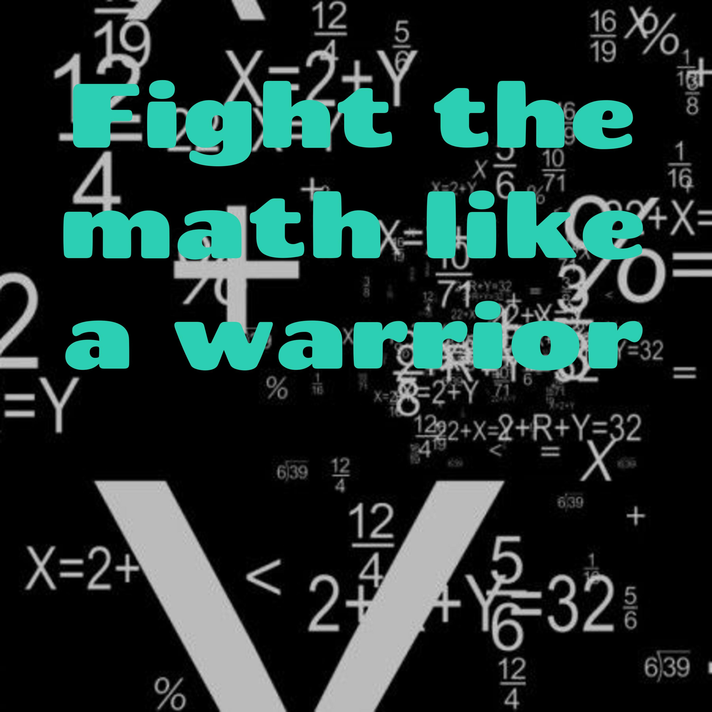 Fight the math like a warrior, Episode 1, Properties of exponents.