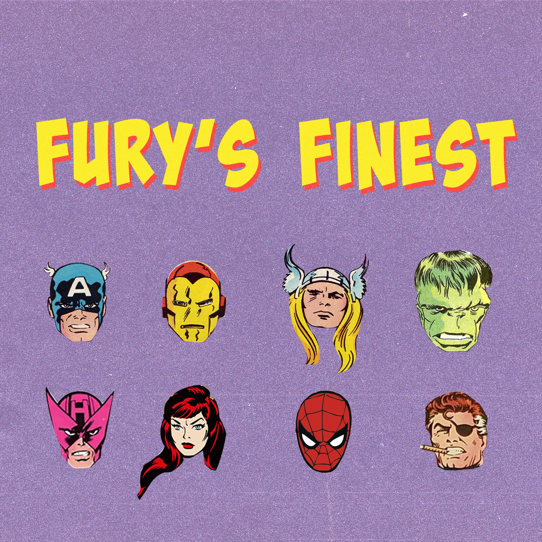 Fury's Finest: A Marvel Crisis Protocol Podcast