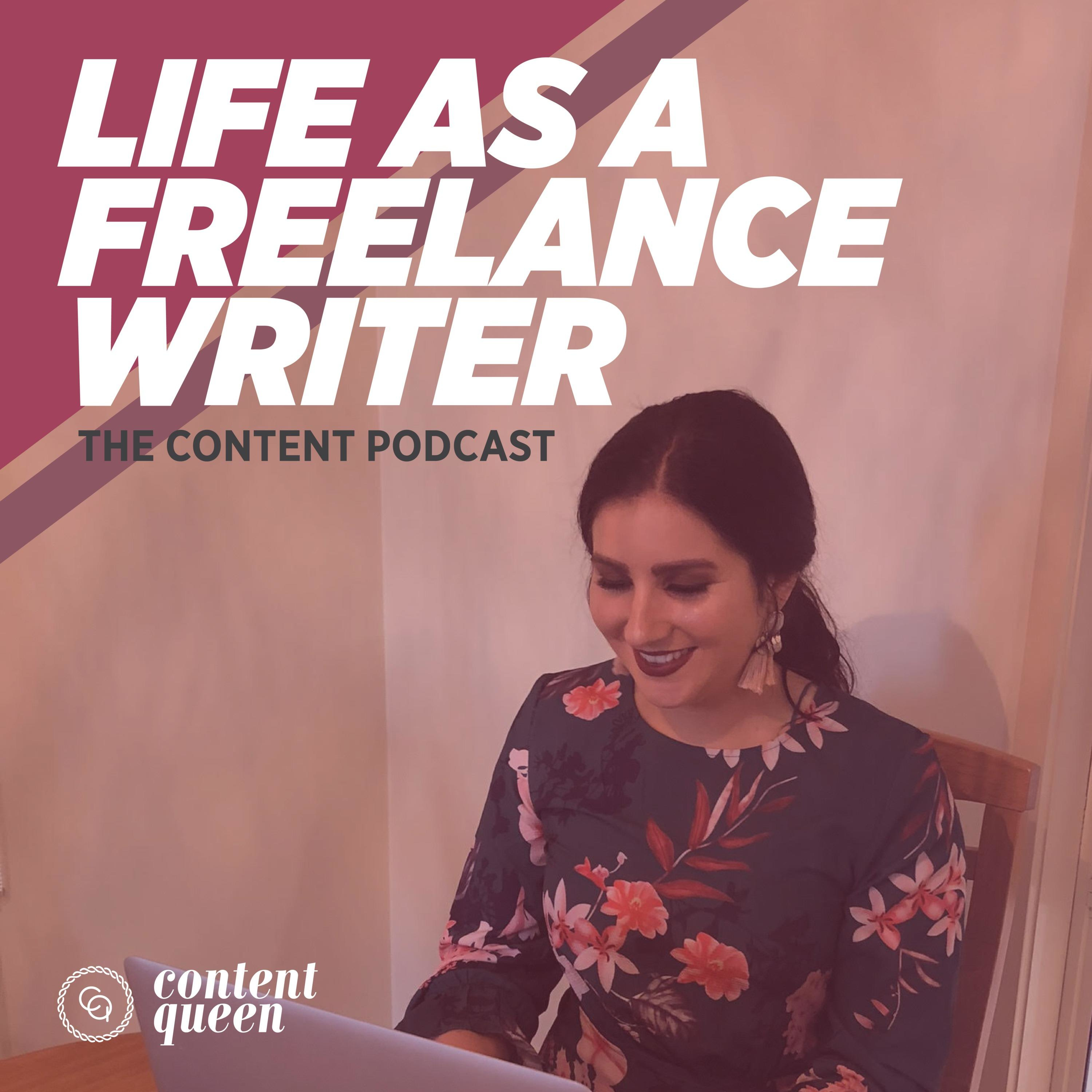 24: How to be more consistent with your content writing and content creation