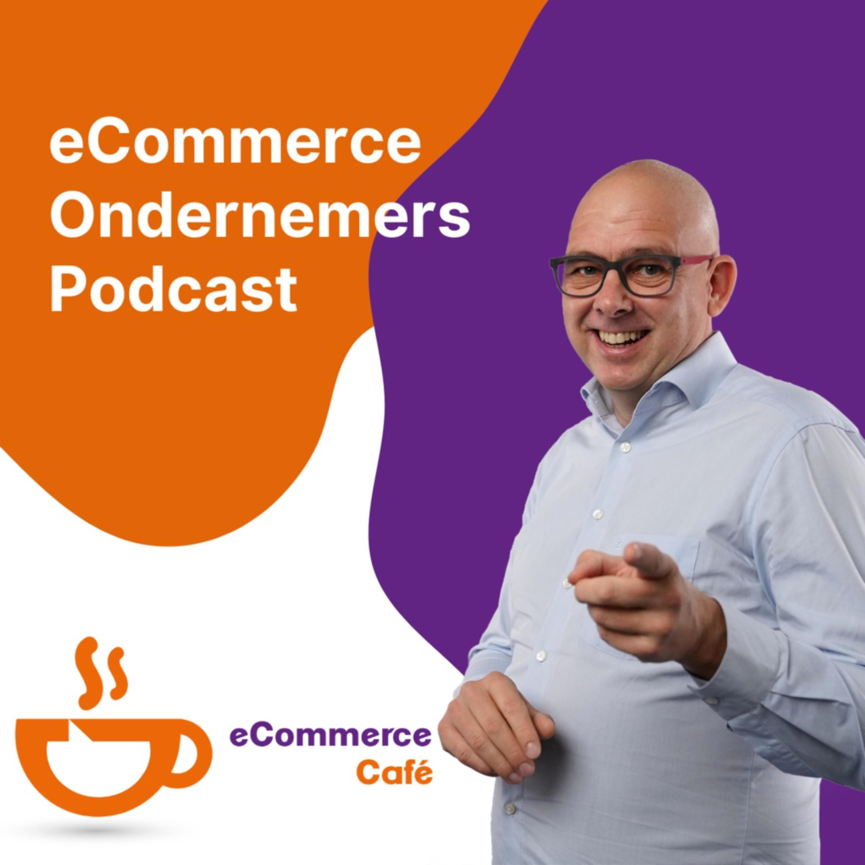 eCommerce Café - inspirerende gesprekken met eCommerce ondernemers logo