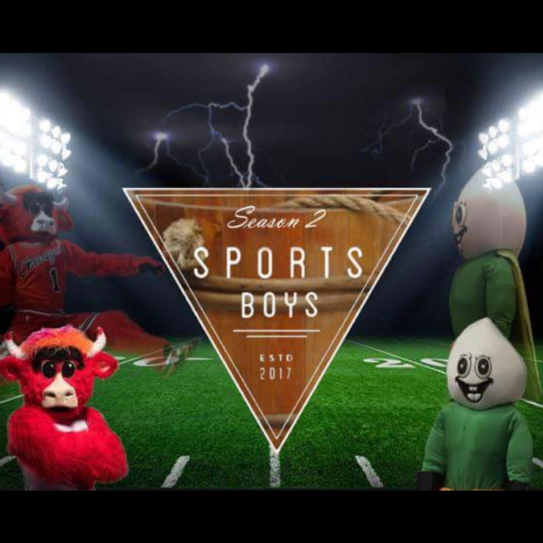 Sports Boys & The Post Season God
