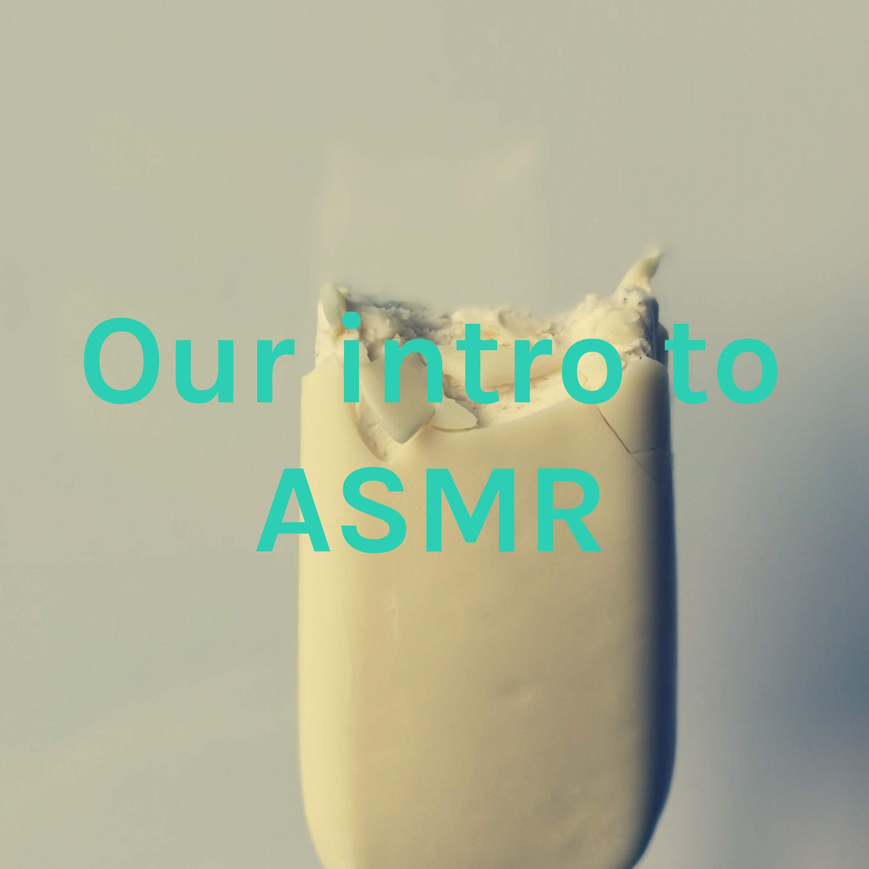 Crushing and eating ASMR!!