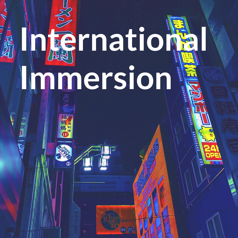 International Immersion