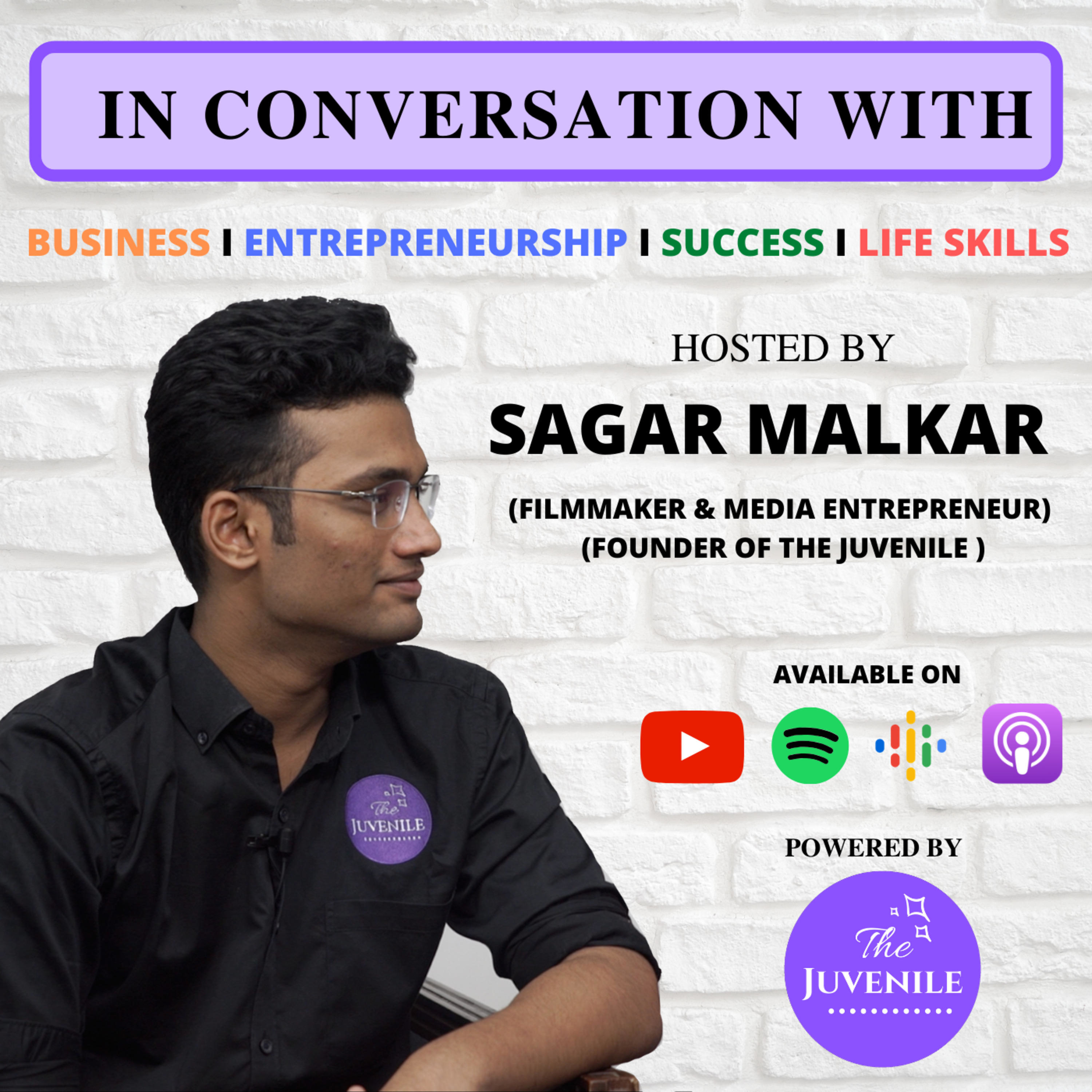 IN CONVERSATION WITH Dr. SIDDHART WARRIER