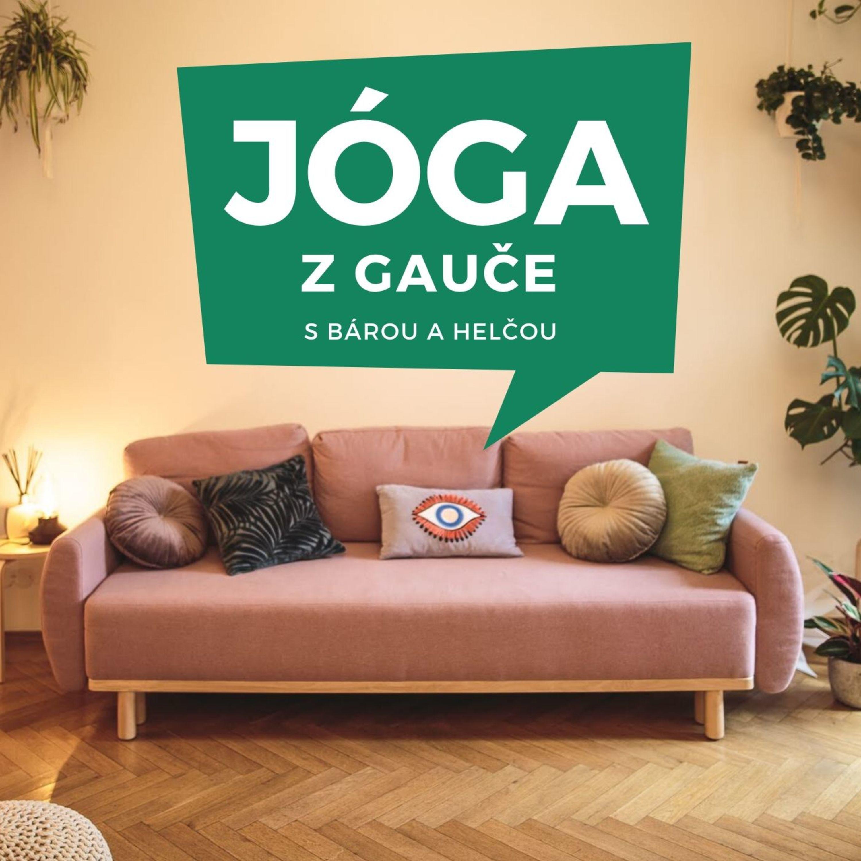 Jóga z gauče