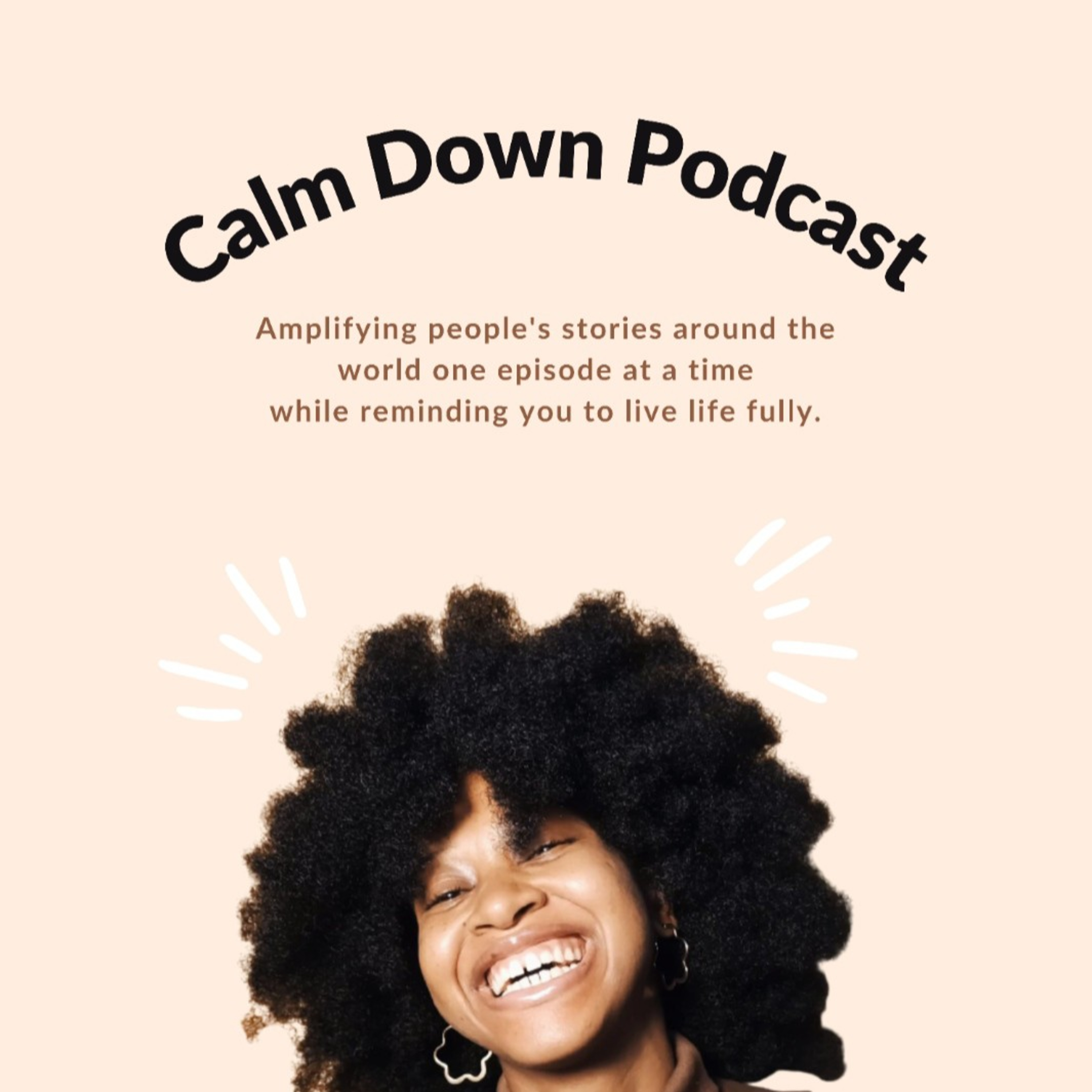 Calm Down Podcast on Jamit